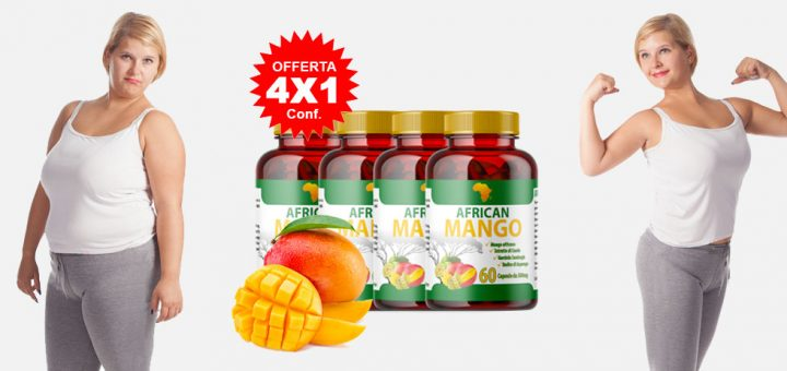 african mango slim complex integratore brucia grassi